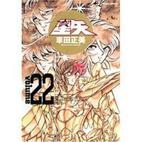 Manga Complete Set Knights of the Zodiac (Saint Seiya) (22) (聖闘士星矢 完全版 全22巻セット)  / Kurumada Masami