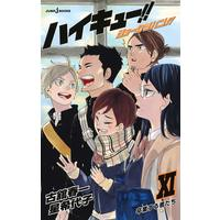 【Novelized item】Haikyu!! Shousetsu ban!! vol.11